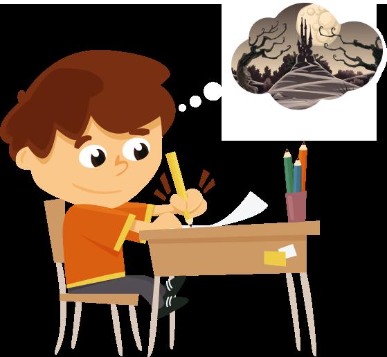 big writing andrell education