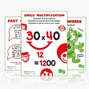 Big Maths INN Poster Pack