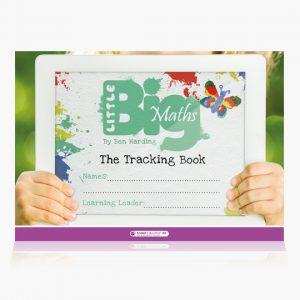 Little Big Maths Tracking Book